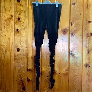 FOREVER 21 • Ruched Stirrup High Waist Legging
